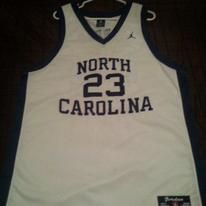 Vintage Jordan North Carolina jersey